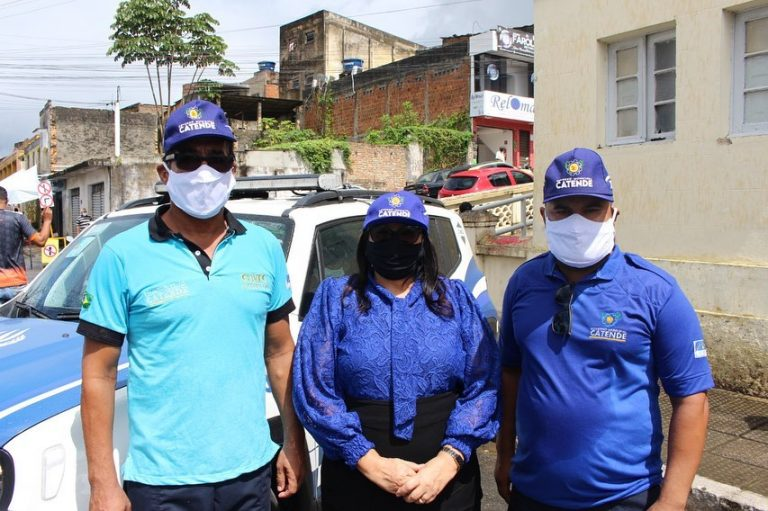 Guarda Municipal recebe novo fardamento