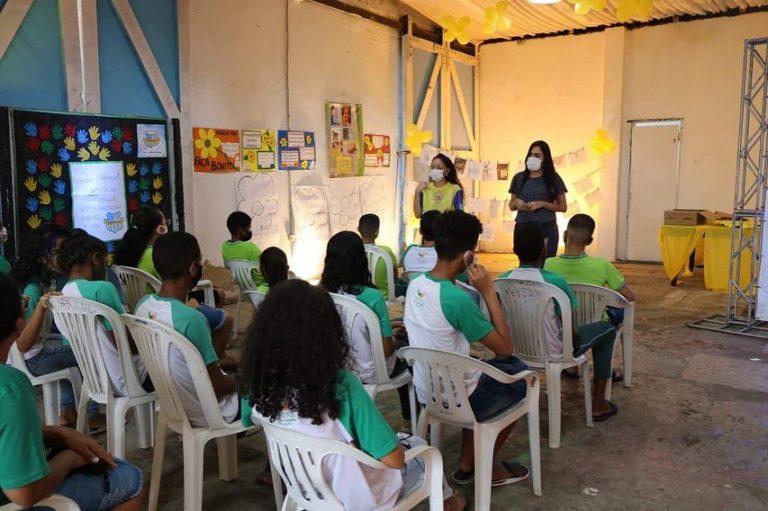 Catende realiza semana de combate ao Abuso e a Exploração Sexual Contra Crianças e Adolescentes