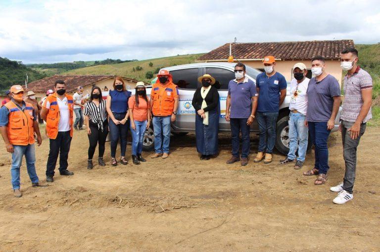 Prefeitura inicia limpeza no Engenho Rochedo