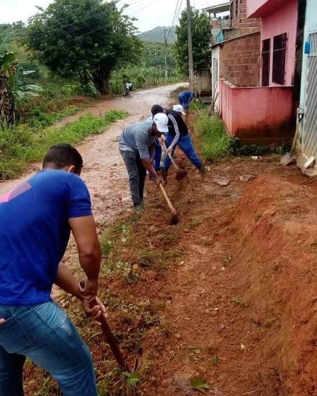 Melhorias no Abastecimento da água de Monte Alegre