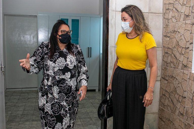 Inauguração da Residência Terapêutica – RT feminina